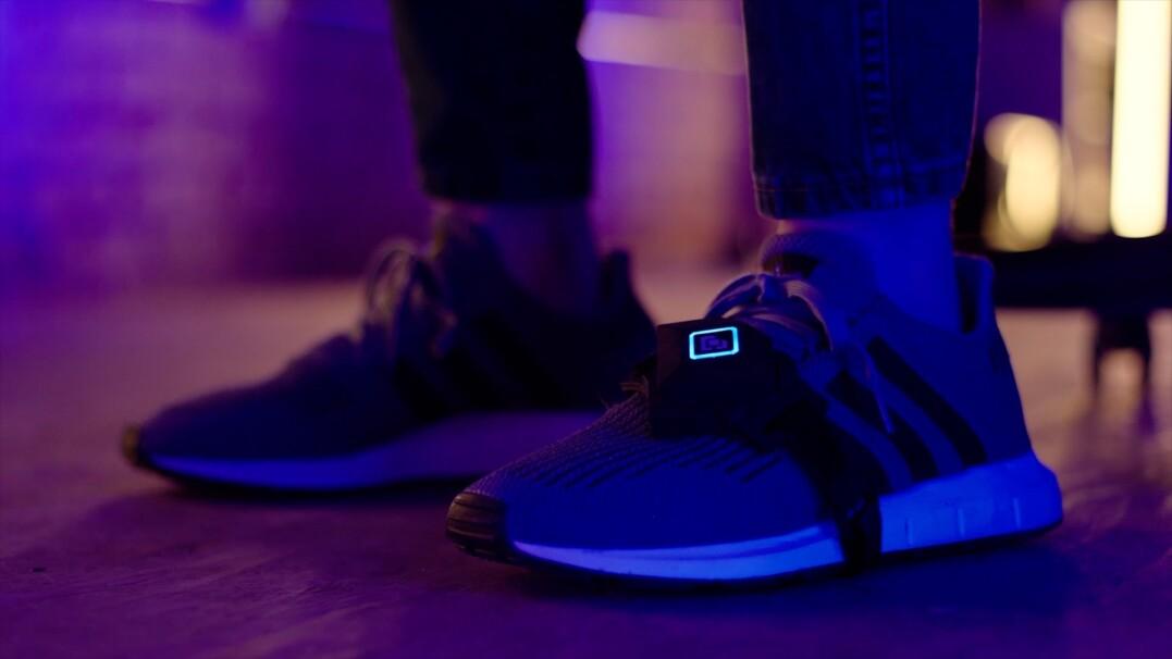 Kontroler do gier zakładany na stopę. Może być rozwiązaniem dla niepełnosprawnych