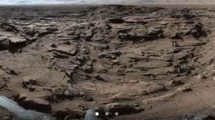 NASA kontynuuje badania Marsa. Zobacz niesamowitą panoramę planety