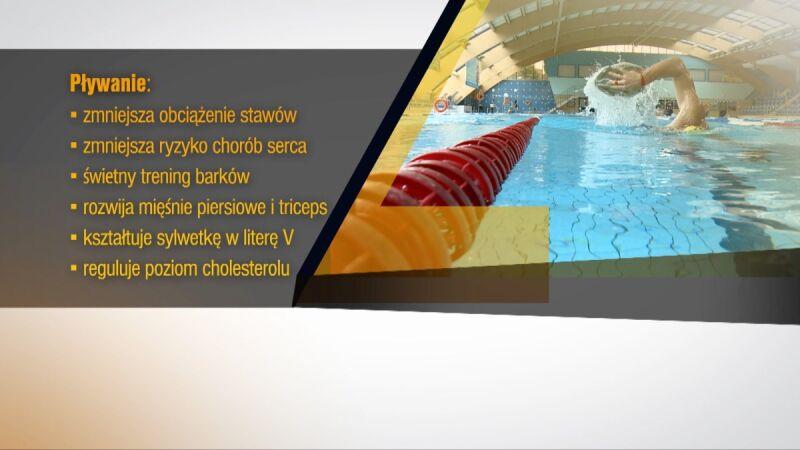 Zalety pływania