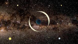 Kosmiczne odkrycie polskich astronomów. Dwie samotne planety, które nie mają gwiazd