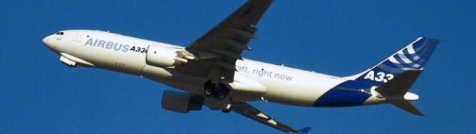 Grad uszkodził samolot pasażerski