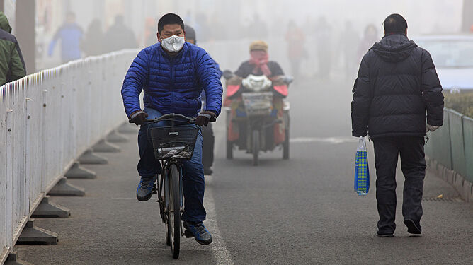 Zanieczyszczone powietrze nas ogłupia