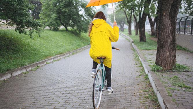 Prognoza pogody na dziś: opady <br />i burze w części kraju